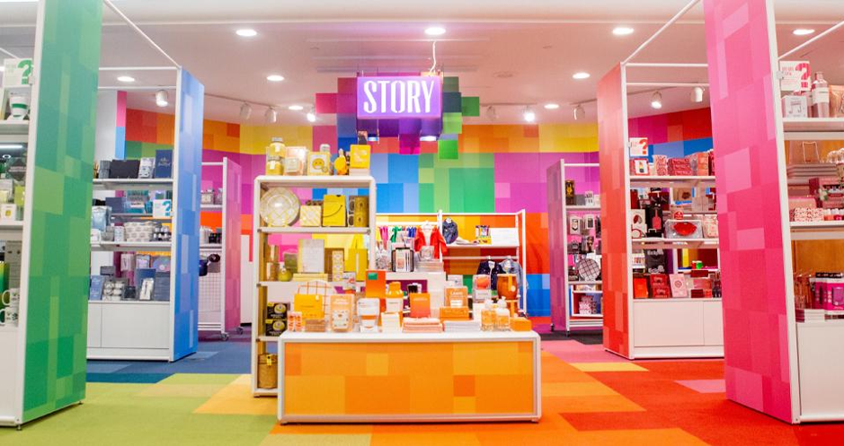 Narrative Driven Stores