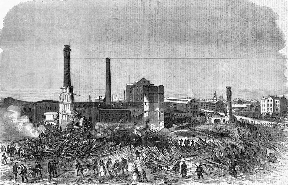 Pemberton Mill Collapse