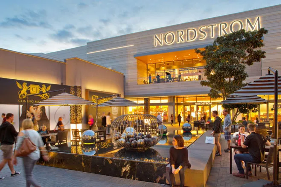 Use The Right Shopping Mall Landscape Enhancements