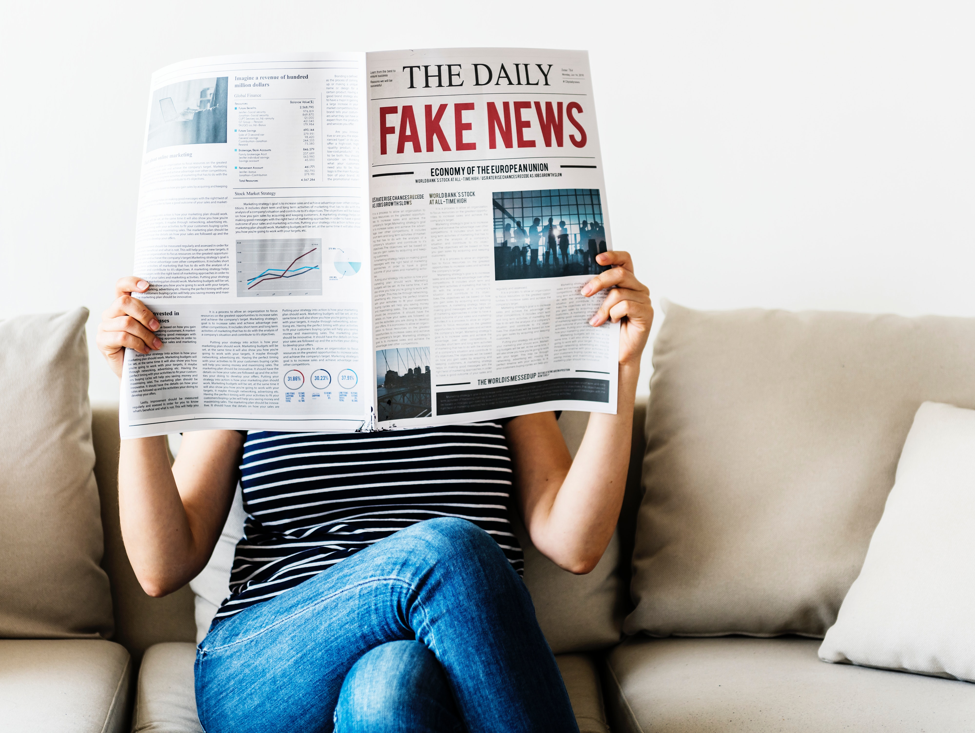 How Internal Communication Professionals Can Reduce the Impact of Fake News